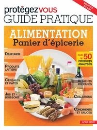 Guide pratique Alimentation Panier d'épicerie