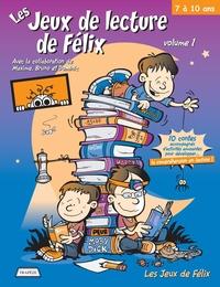 Jeux de lecture de Félix 1