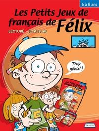 Les Petits Jeux de français de Félix