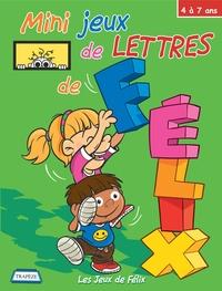 Mini Jeux de lettres de Félix