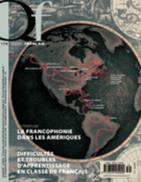 Image de couverture (Québec français. No. 174,  2015)