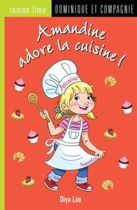 Amandine adore la cuisine !