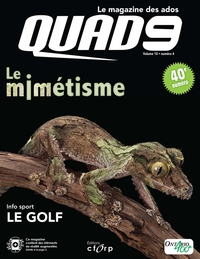 QUAD9 Vol. 10, No. 4, Le mi...