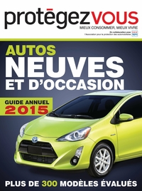 Guide annuel 2015 Autos neuves et d'occasion