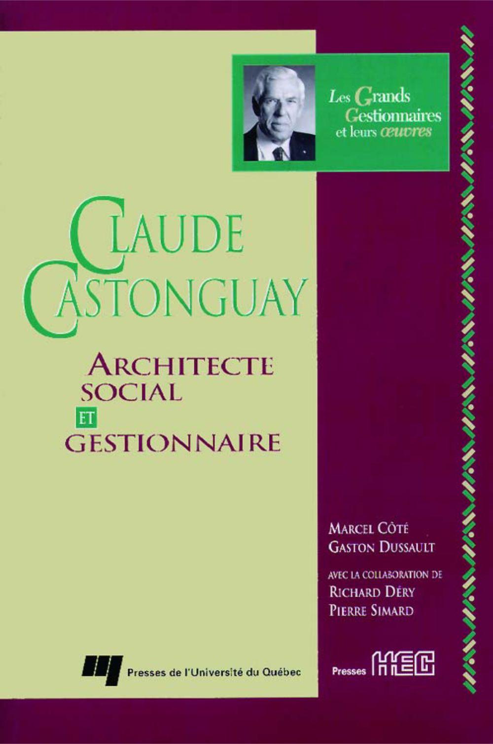 Claude Castonguay
