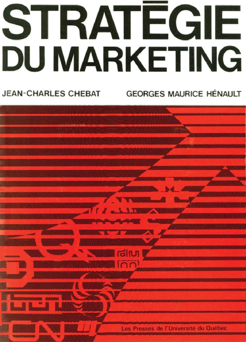 Stratégie du marketing
