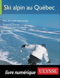 Ski alpin au Québec