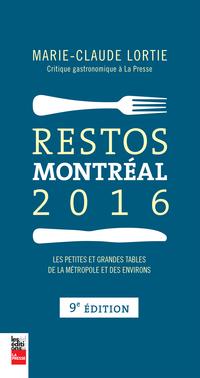 Restos Montréal 2016