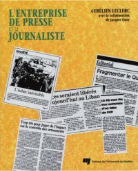 L'entreprise de presse et le journaliste