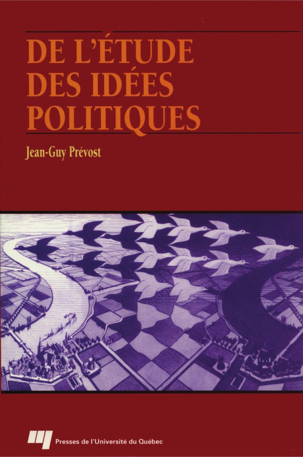 De l'étude des idées politiques