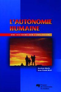 L'autonomie humaine