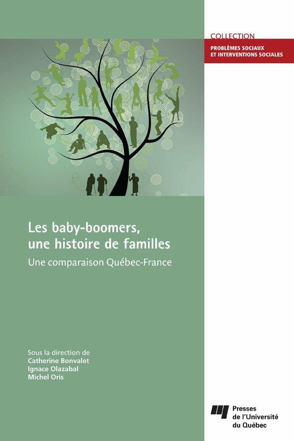 Les baby-boomers, une histoire de familles, Une comparaison Québec-France