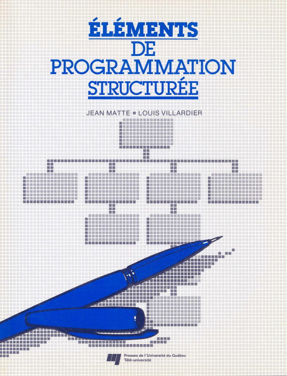 Éléments de programmation structurée