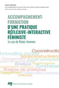 Accompagnement-formation d'une pratique réflexive-interactive féministe