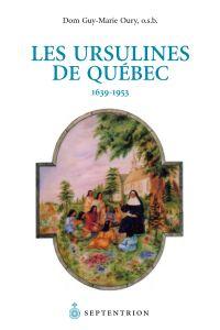 Les Ursulines de Québec