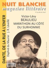 Image de couverture (Nuit blanche, magazine littéraire. No. 139, Été 2015)