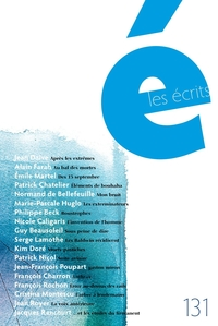Les écrits. No. 131. Mars 2011