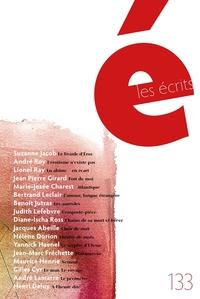 Image de couverture (Les écrits. No. 133. Novembre 2011)