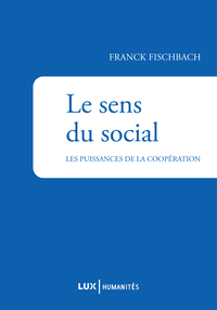 Le sens du social