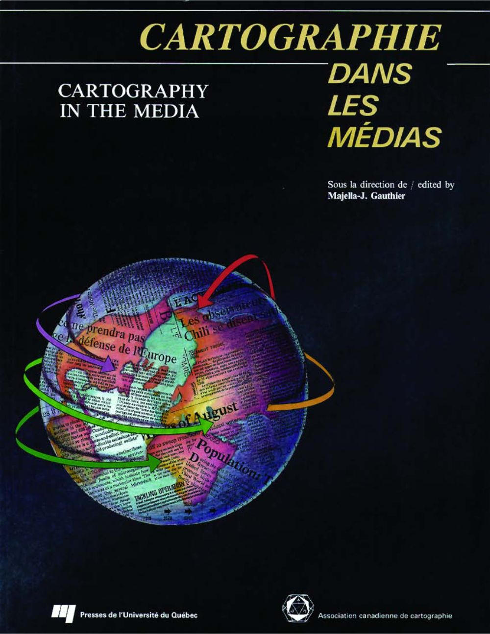 Cartographie dans les médias / Cartography in the media