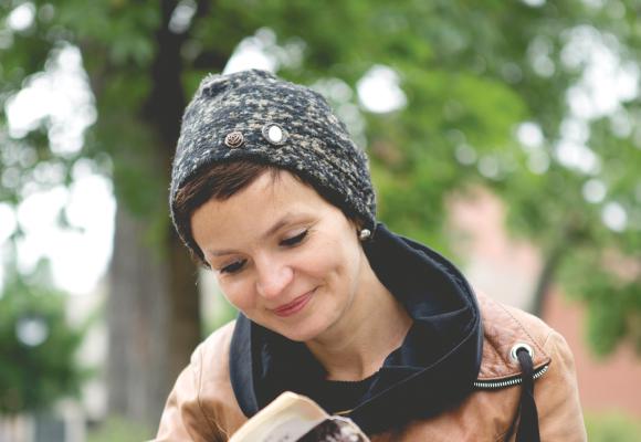 Les lectures d'Anaïs Barbeau-Lavalette