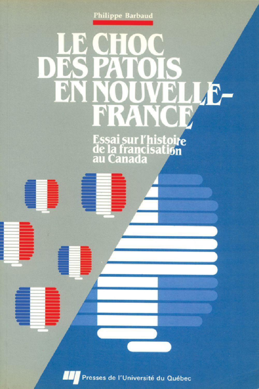 Le choc des patois en Nouvelle-France