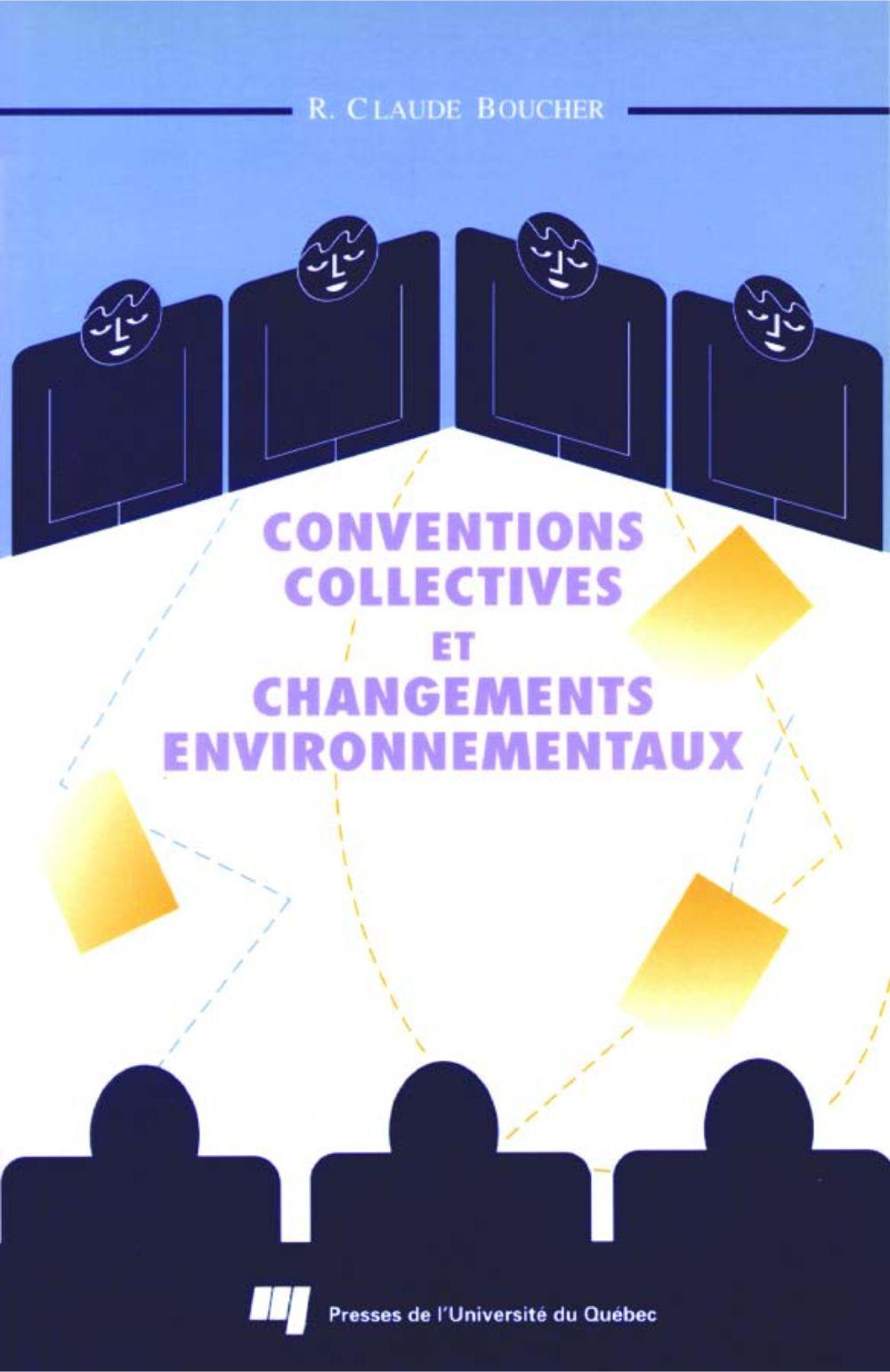 Conventions collectives et changements environnementaux