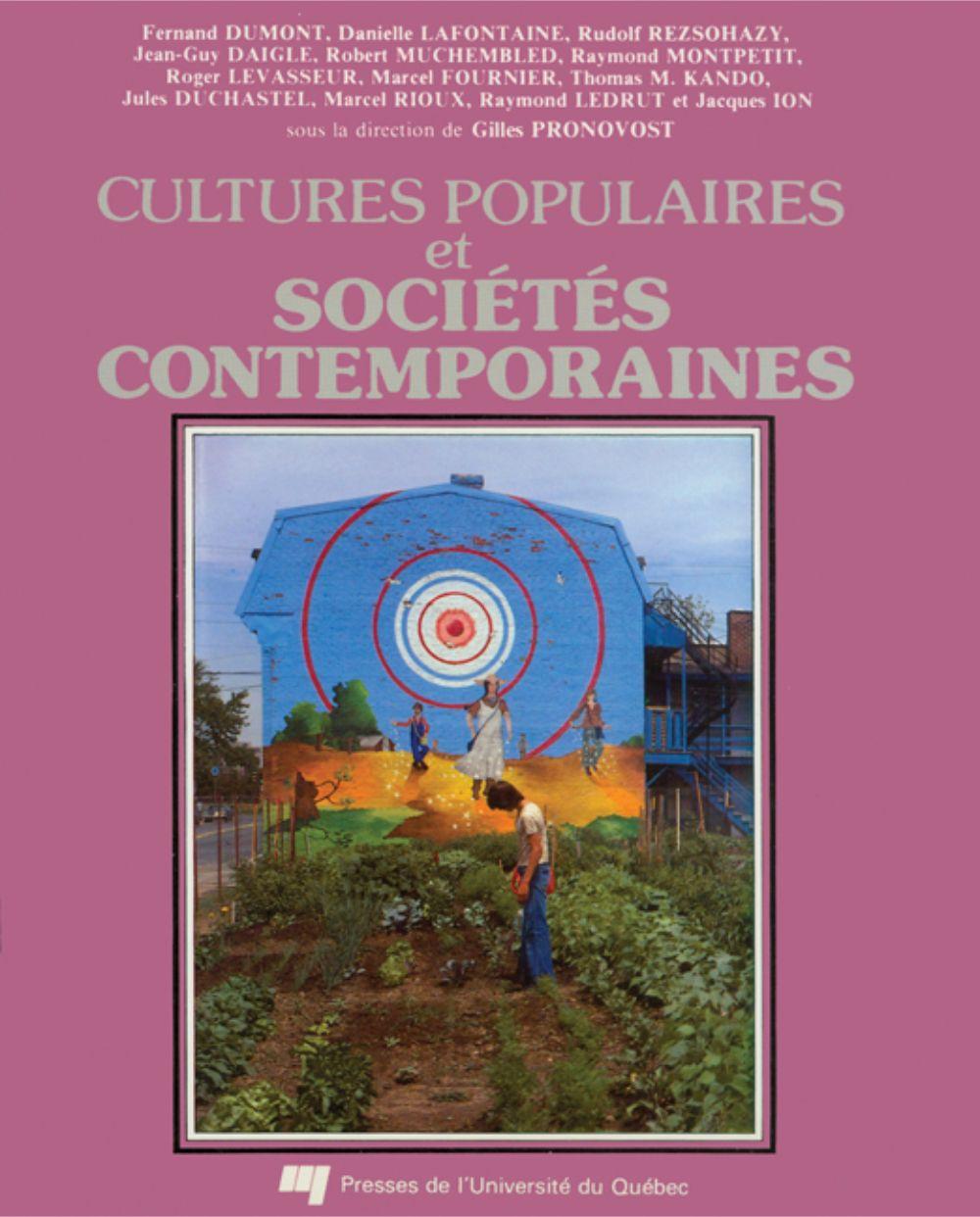 Culture populaire et sociétés contemporaines