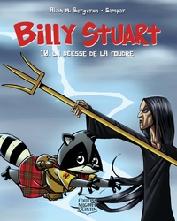 Billy Stuart 10 - La déesse...