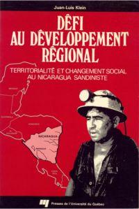 Défi au développement régional