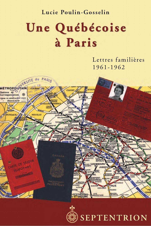 Une Québécoise à Paris