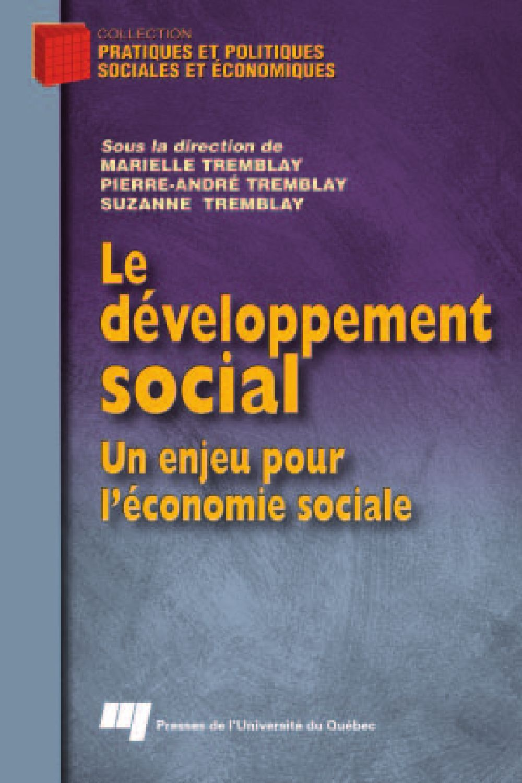 Le développement social