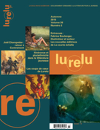 Lurelu. Vol. 38 No. 2, Auto...