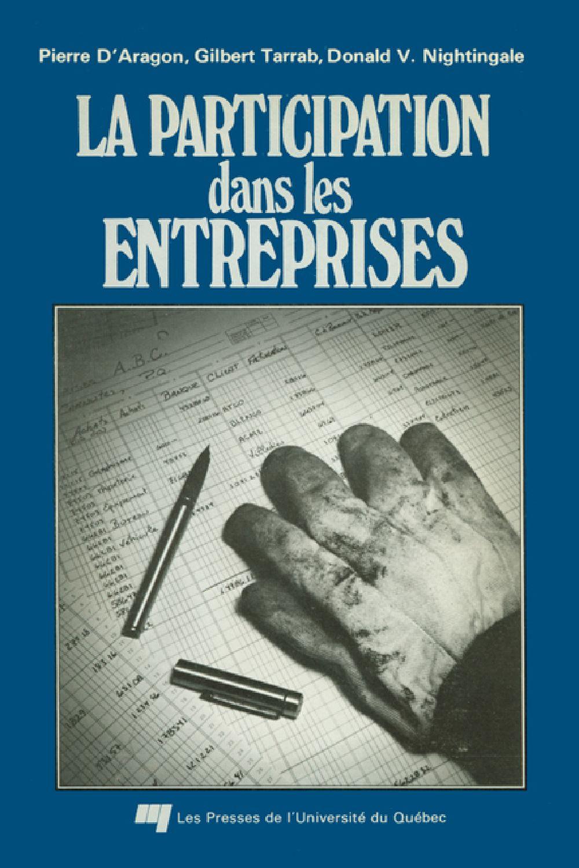 La participation dans les entreprises