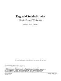 Île-de-France Variations