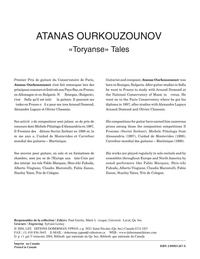 «Toryanse» Tales