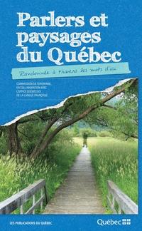 Parlers et paysages du Québec