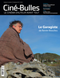 Ciné-Bulles. Vol. 33 No. 4, Automne 2015