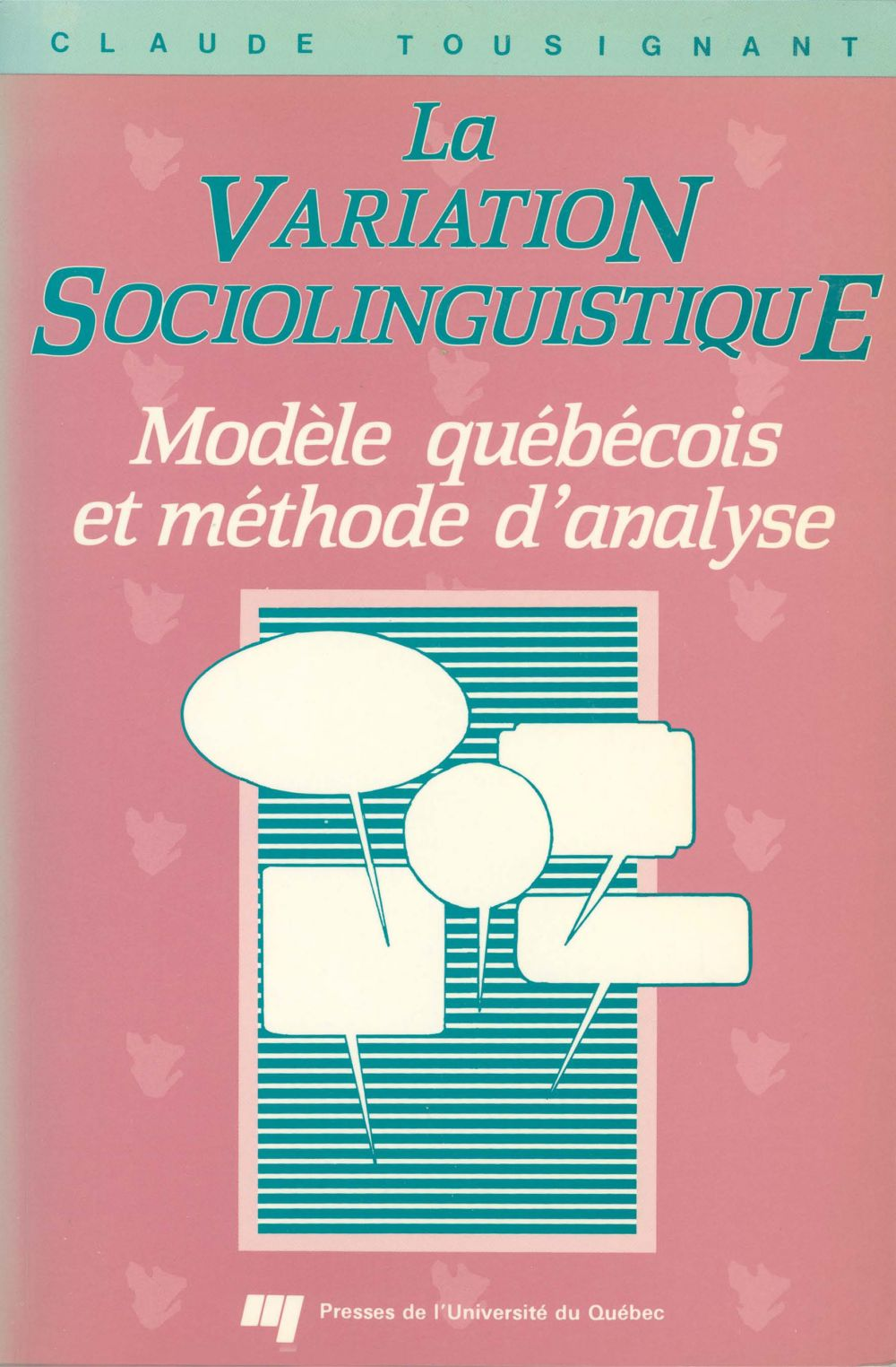 La variation sociolinguistique