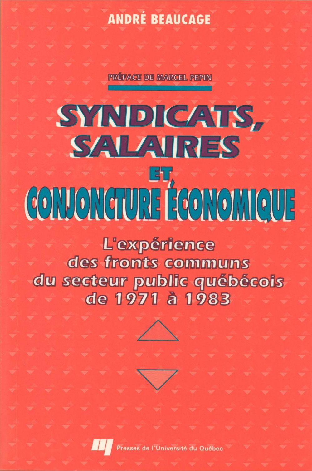 Syndicats, salaires et conjoncture économique