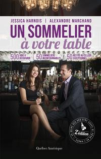 Un sommelier à votre table - 2e édition