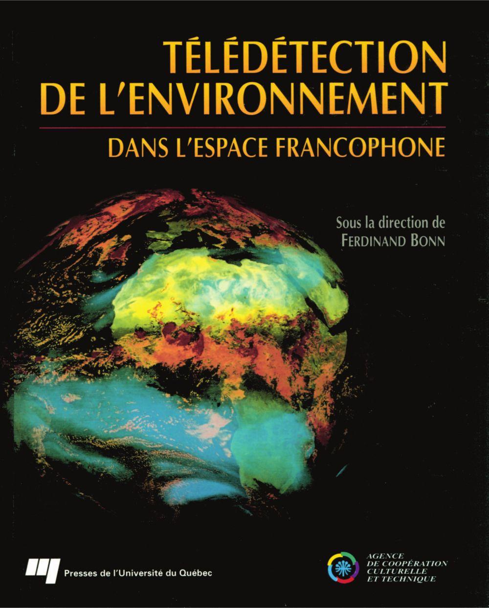 Télédétection de l'environnement dans l'espace francophone