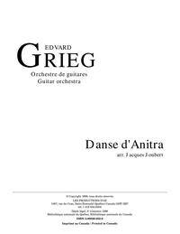 Danse d'Anitra