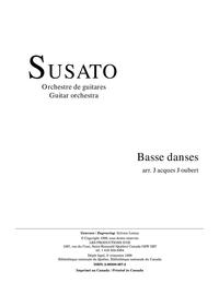 Basse danses