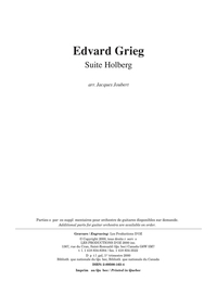 Suite Holberg