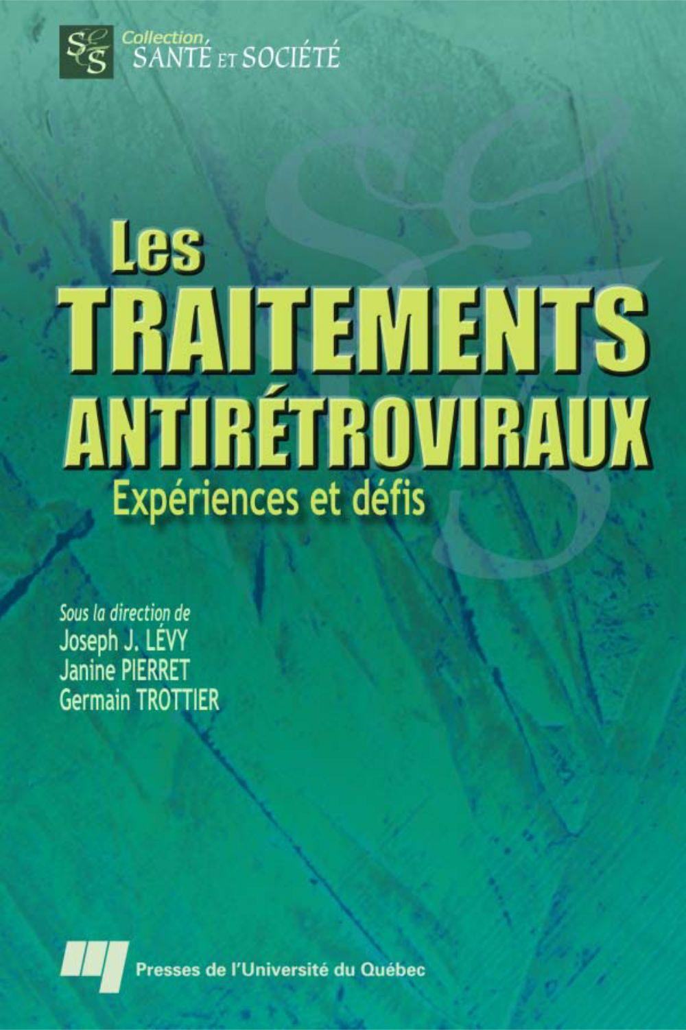 Les traitements antirétroviraux