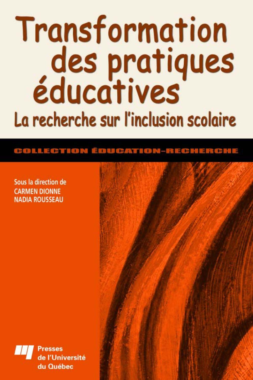 Transformation des pratiques éducatives