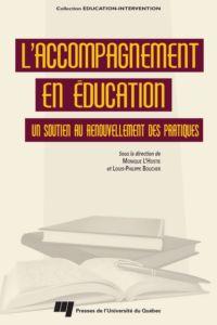 L'accompagnement en éducation
