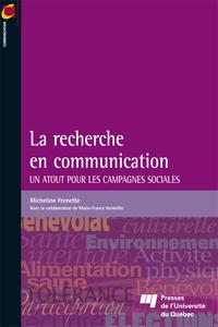 La recherche en communication