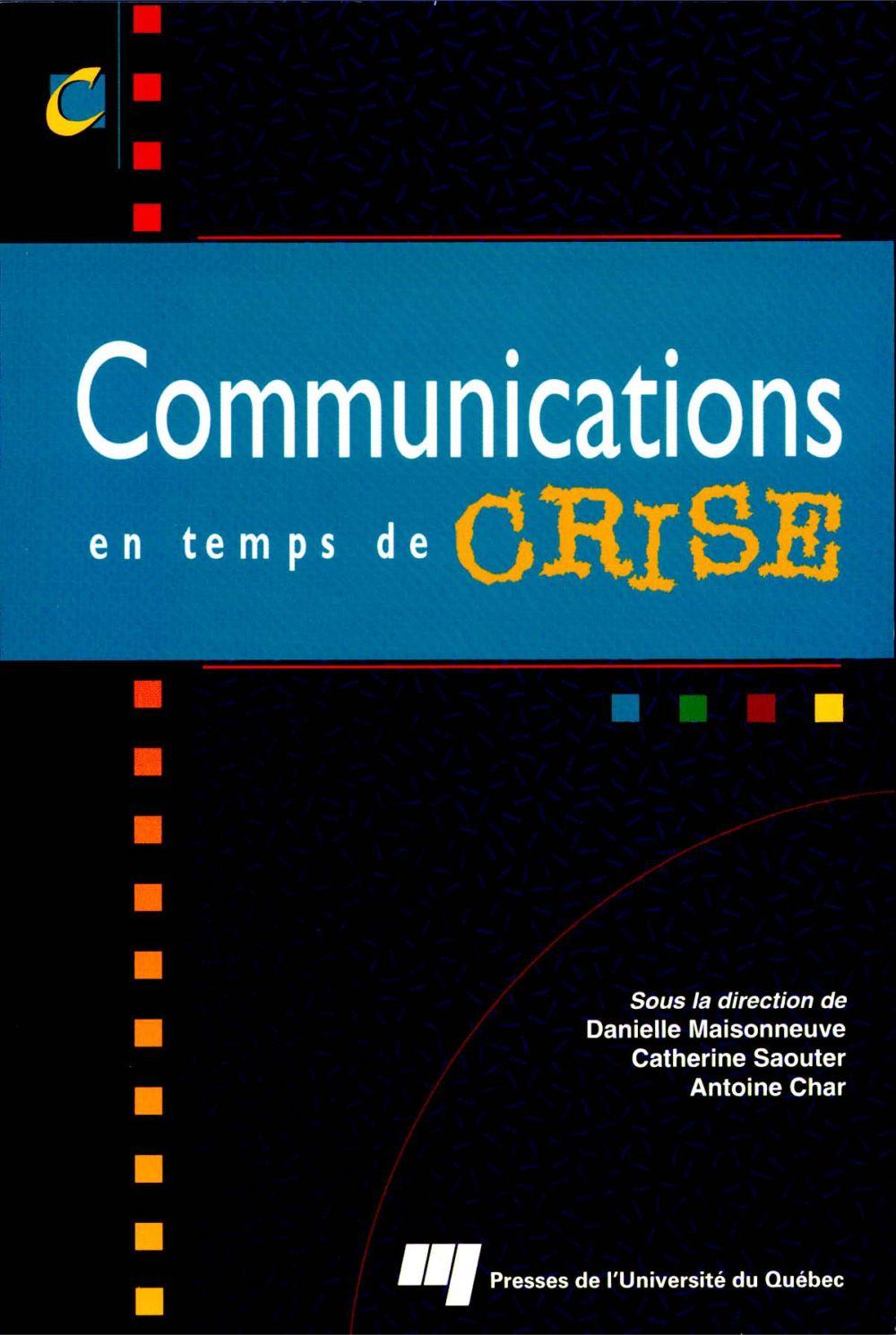 Communications en temps de crise